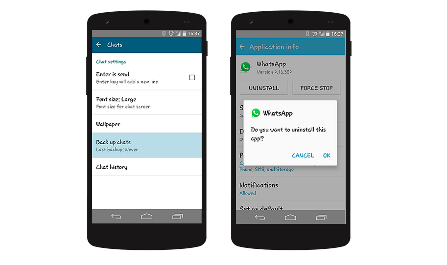 WhatsApp Plus 6.85 APK- Pembaruan