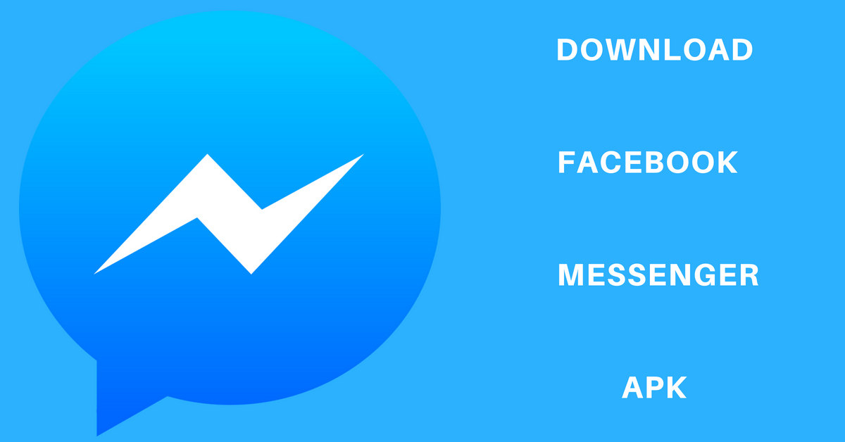 Download Facebook Messenger 220 0 0 2 121 APK Update for Android-2019