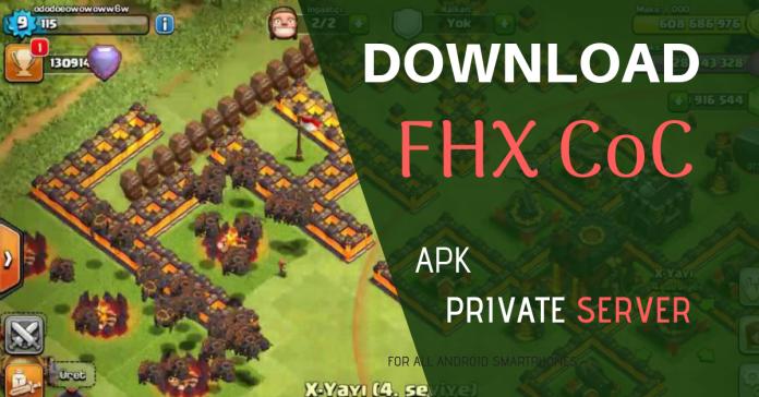 download fhx clash of clans apk
