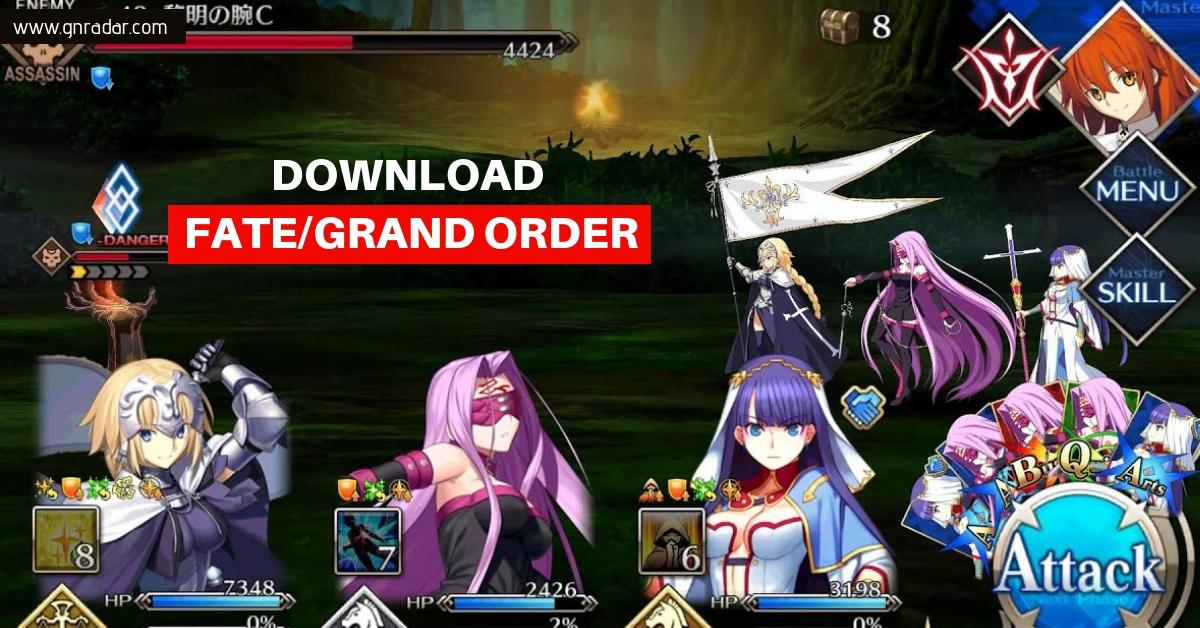 fate download apk
