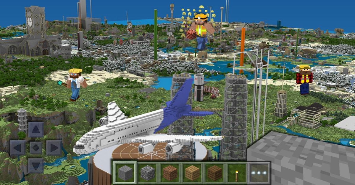 minecraft new update free download apk