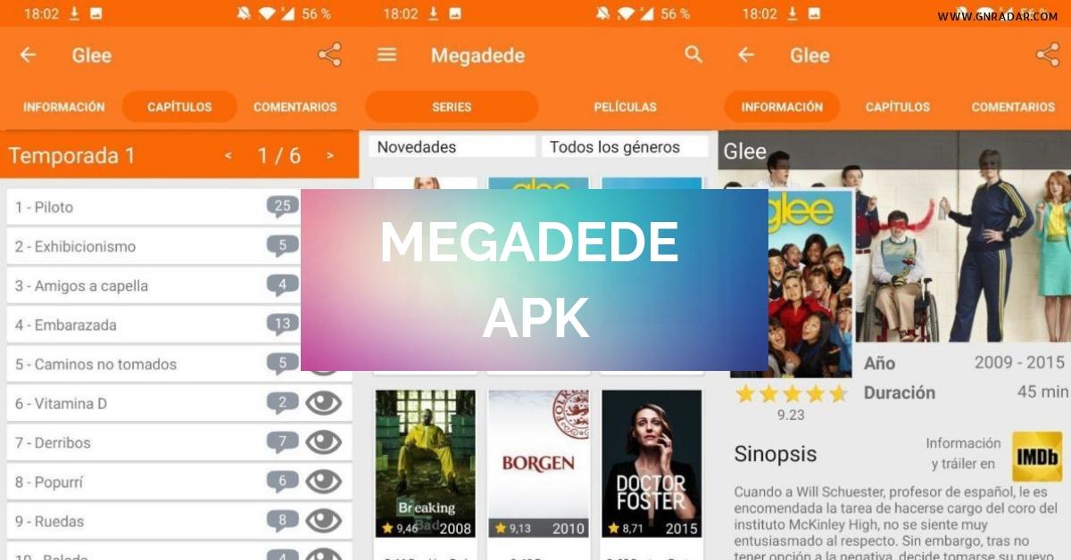 Megadede APK Download