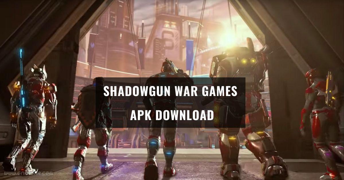 Shadowgun War Games 0.2.4 APK- Download | Latest Version 2020