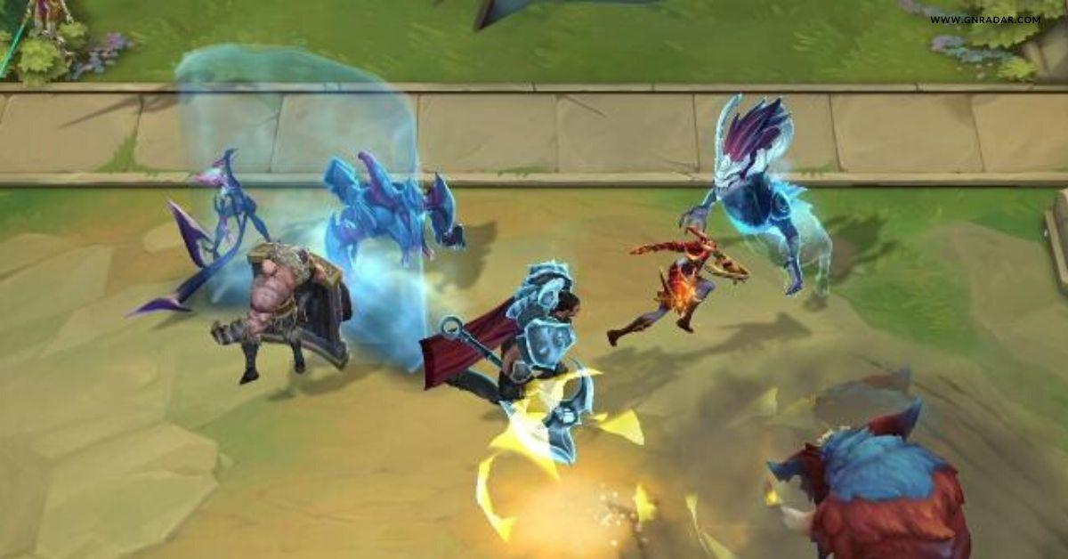 Teamfight Tactics League Of Legends Strategy Apk Download Latest Version 2020